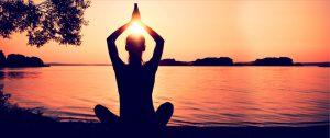 Buddhism and meditation image