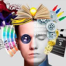 highly creative people image